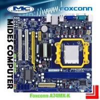 Motherboard AMD Am2+ ddr2 Onboard Merk FOXCONN - Seri Campur