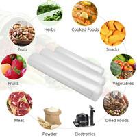 REFILL plastik vacum sealer bag food freshpack 15x500cm 1 roll