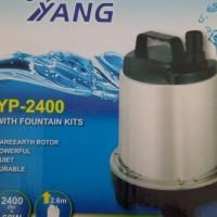 aquarium kolam ikan pompa celup water pump yang yp 2400