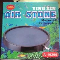 air stone airstone ying xin carborundum A 10200 diameter 20 cm