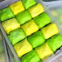 Pancake Durian Cream tipis + Pancake Duren Murah