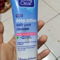 sabun cuci muka clean&clear