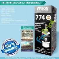 Tinta Epson 774 Black T7741, Original Ink Printer M100 M200 L605 L655