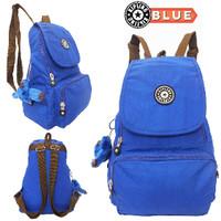 Tas Kipling Ransel/Backpack Wanita Polos(4M0T5S4-IS)Matt Parachute