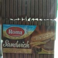 Roma sandwich coklat