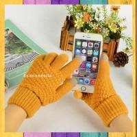 Sarung Tangan Rajut I Glove / Sarung Tangan Wanita