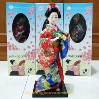 Boneka Geisha Jepang 25.5 cm A