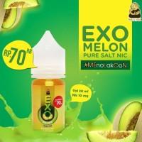 (Salt Nic) Exo Melon Salt Nic 10MG 30ML Exo Salt Nic Melon Exotic Monk