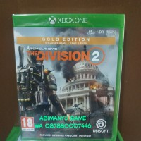 Xbox One Tom Clancy's The Division 2 Gold Edition