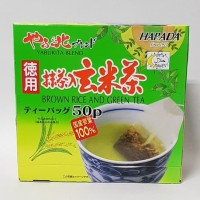 HARADA Yabukita Blend Brown Rice and Green Tea 100 gr
