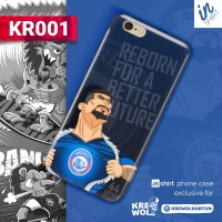 Exclusive Phone Case for Arema !