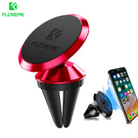 FLOVEME 360 Magnetic Car Phone Universal Air Vent Mount Stand Holder
