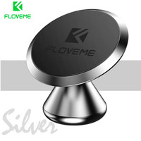 FLOVEME 360 Magnetic Car Phone Dashboard Desktop Mount Stand Holder