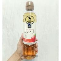 Harga daesang chung jung one apple vinegar cuka apel | antitipu.com