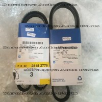 Fan V Belt Tali Kipas Chevrolet Spark 1200 1.2 Cc Set