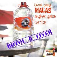 Cleo Galon Mini 6 liter (6L)