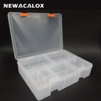 Multi Tiered Toolbox Water Proof Engineering Plastic Tool Box for