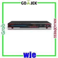 Special Product Dvd Ichiko E900 Mini Dvd Player Semua Jenis Kaset