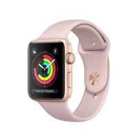 BIG SALE PROMO Apple Watch Series 3 GPS NEW 38MM (Gold