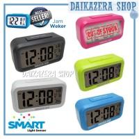 Jam Weker / Digital Desktop Smart Clock - JP9901
