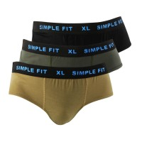 Celana Dalam Pria Mens Underwear Briefs Simple Fit Original SFIT 02