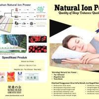 Harga Natural Ion Power Travelbon.com