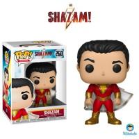 Funko POP! Heroes DC Comics Shazam! (Movie) - Shazam #260
