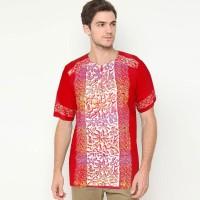 Kaos Batik Cap Jumbo