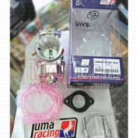 Karbu Karburator Carburator Motor 4Tak PWK Uma Racing 32 mm