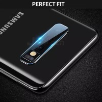 5d2b7bb8fb8 Tempered Glass Lens Camera Screen Protector Clear Samsung S10 S10 Plus