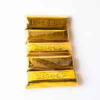 Sembahyang Leluhur Ceng Beng Batangan Emas atau Perak isi 5 Plastik
