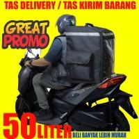 Jual Tas Delivery Ransel Jumbo  Tas Kurir Ransel Jumbo 50 Liter