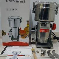 Mesin Giling Bumbu Rempah/ Penepung/ Spice Herb Grinder/ Miller DE500G