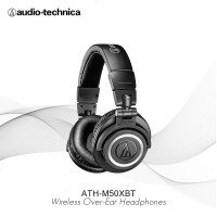 Audio-technica M50XBT Wireless Over-Ear Headphone - Black
