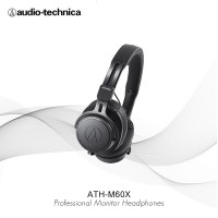 Audio-Technica ATH-M60X On-Ear Headphone