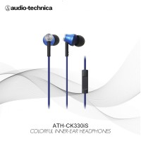 Audio-Technica ATH-CK330iS In-Ear Headphone