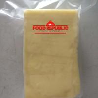 Keju Mozarella / Mozzarella Cheese Anchor 1 KG Import New Zealand