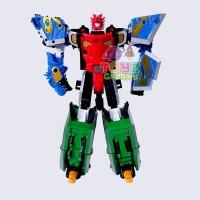 GEO MECHA CAPTAIN DINO TRANSFORMING ROBOT - ORIGINAL