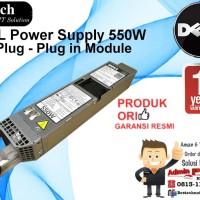 Dell Power Supply 550 Watt Hot-plug - Plug in Module