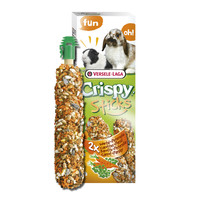 Versele Laga Crispy Sticks Carrot and Parsley 110gr 462060 Hamster