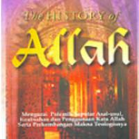 The History of Allah-Bambang Noorsena
