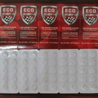Eco racing motor 1 blister isi 50 pil