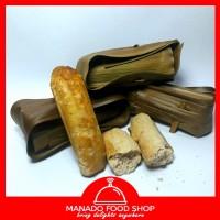 Kue Khas Manado Bagea Kenari Manis 350gr- Kue Tradisional