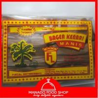 Kue Khas Manado Bagea Kenari Manis 130gr- Kue Tradisional