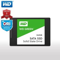 WD Green SSD 240GB SATA 3.0