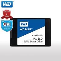 """WD Blue SSD Internal 500GB SATA 2.5"""" 3D NAND"""