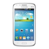 Samsung Galaxy Core Duo I8260 Putih Bekas