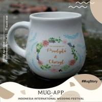 mug gentong at wedding festival iiwf