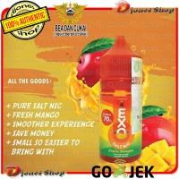 Authentic EXO SALT NIC 10mg 30ml - Exo Salt Nicotine Exotic Mango Monk