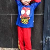 Pajamas Dessan Superhero Spider Chibi